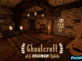 ghoulcraft resource pack 280x210 - Ghoulcraft 1.16.5 Resource Pack 1.15.2/1.14.4/1.13.2/1.12.2 (16x)