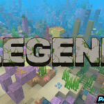 legend resource pack 150x150 - Terrarian Floating Islands Mod 1.16.5 (Structures in The Sky)