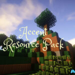accent resource pack 150x150 - MS Painted 1.17/1.16.5 Resource Pack 1.15.2/1.14.4/1.13.2/1.12.2 (128x)