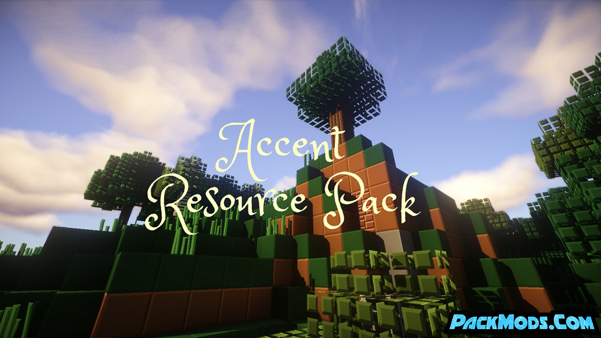 accent resource pack - Accent 1.16.3 Resource Pack 1.15.2/1.14.4/1.13.2/1.12.2