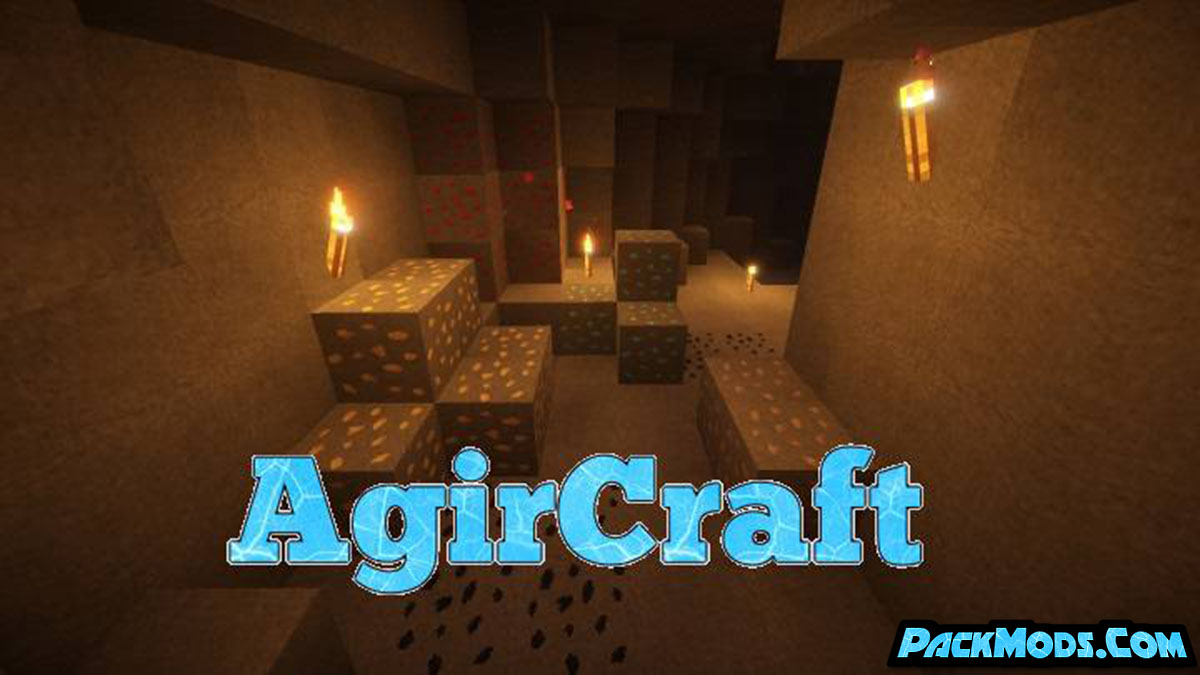 agircraft resource pack 3 - AgirCraft 1.17/1.16.4 Resource Pack 1.15.2/1.14.4/1.13.2/1.12.2