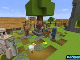 bare bones resource pack 280x210 - Bare Bones 1.16.5 Resource Pack 1.15.2/1.14.4/1.13.2/1.12.2