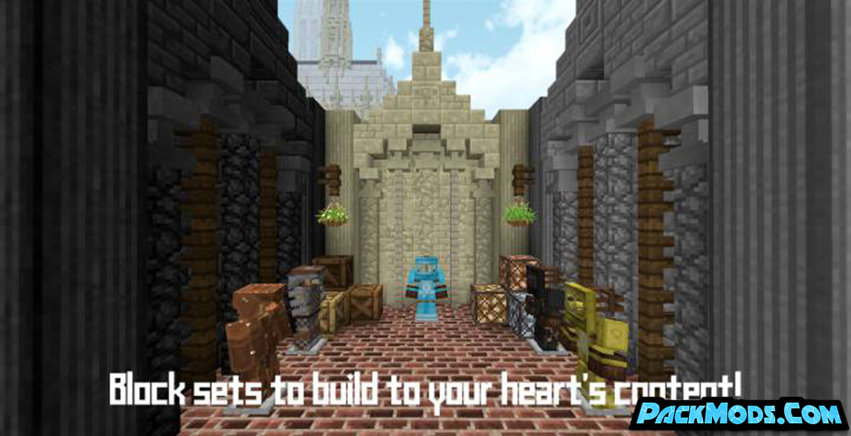 farbenlehre medieval resource pack 2 - Farbenlehre Medieval 1.17/1.16.5 Resource Pack 1.15.2/1.14.4/1.13.2