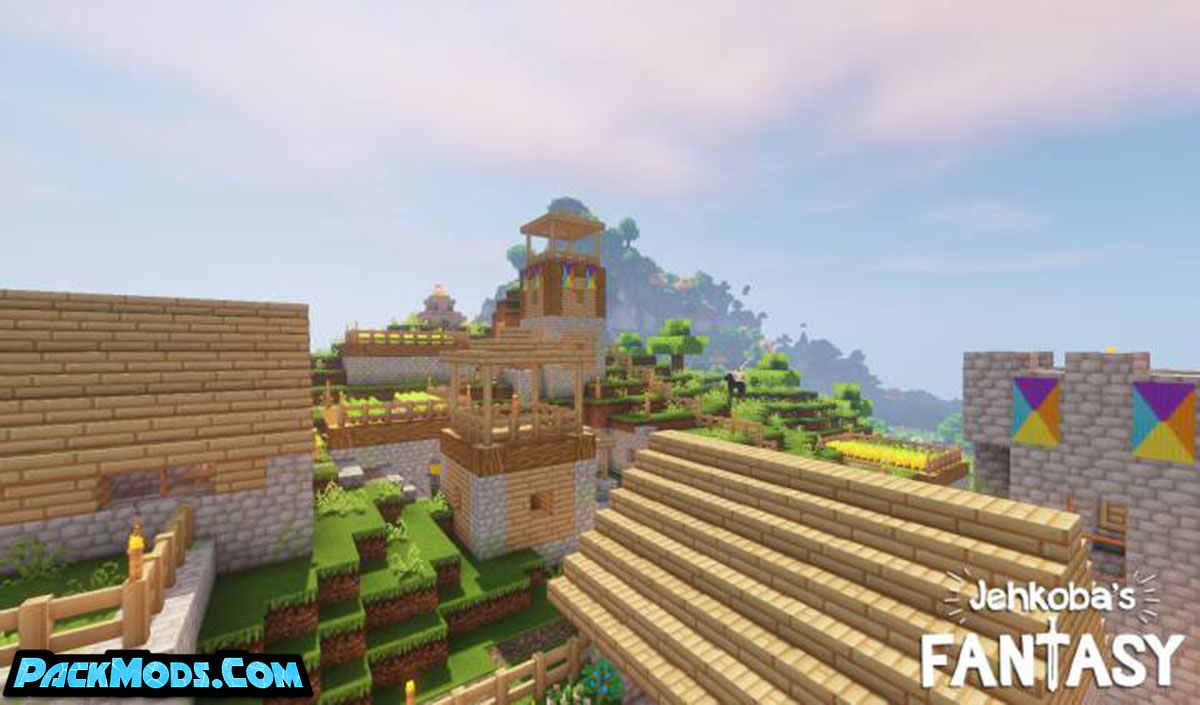 jehkobas fantasy resource pack 2 - Jehkoba's Fantasy 1.17/1.16.5 Resource Pack 1.15.2/1.14.4/1.13.2/1.12.2