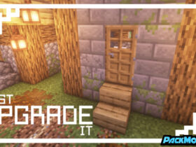 just upgrade it resource pack 280x210 - Just Upgrade It 1.16.5 Resource Pack 1.15.2/1.14.4/1.13.2/1.12.2