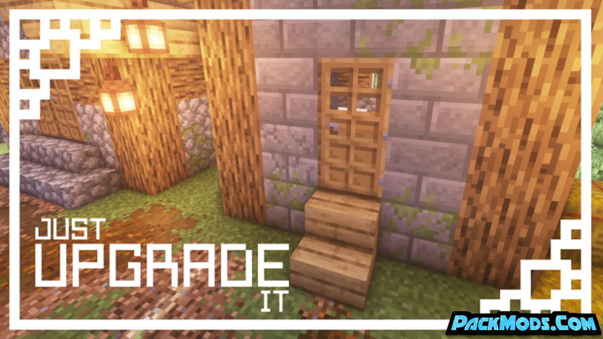 just upgrade it resource pack - Just Upgrade It 1.16.5 Resource Pack 1.15.2/1.14.4/1.13.2/1.12.2
