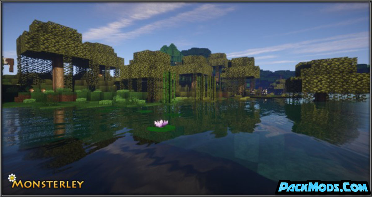 monsterley resource pack 4 - Monsterley 1.16.5 Resource Pack 1.15.2/1.14.4/1.13.2/1.12.2