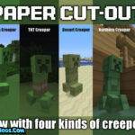paper cut out resource pack 150x150 - SenseCraft 1.17/1.16.5 Resource Pack 1.15.2/1.14.4/1.13.2/1.12.2