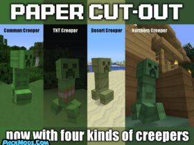 paper cut out resource pack 280x210 - Paper Cut-Out 1.17/1.16.5 Resource Pack 1.15.2/1.14.4/1.13.2/1.12.2
