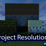 project resolution resource pack 150x150 - Crispiest 1.16.5 Resource Pack 1.15.2/1.14.4/1.13.2/1.12.2