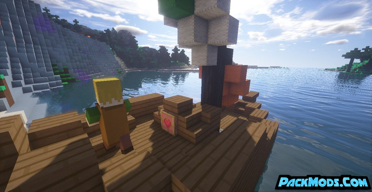 qtpies cheerful resource pack 2 - Qtpie's Cheerful 1.16.3 Resource Pack 1.15.2/1.14.4/1.13.2/1.12.2