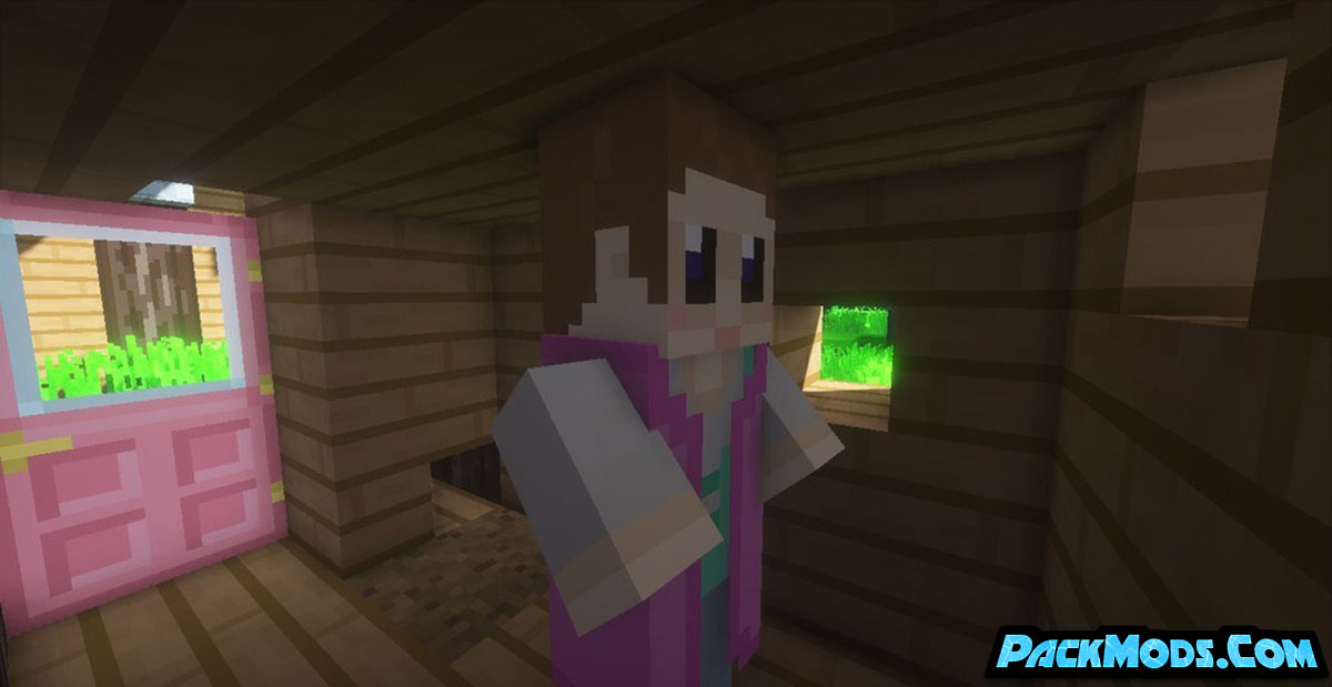 qtpies cheerful resource pack 3 - Qtpie's Cheerful 1.16.3 Resource Pack 1.15.2/1.14.4/1.13.2/1.12.2