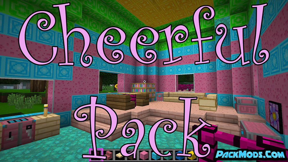 qtpies cheerful resource pack - Qtpie's Cheerful 1.16.3 Resource Pack 1.15.2/1.14.4/1.13.2/1.12.2