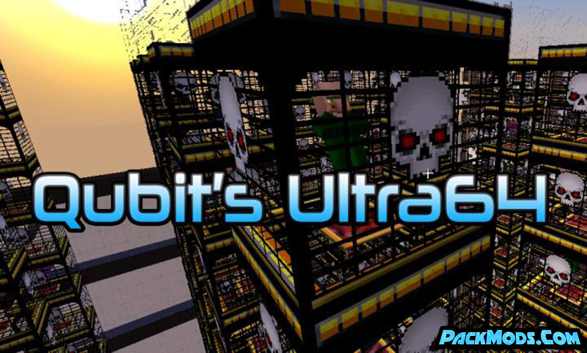 qubits ultra64 resource pack 3 - Qubit's Ultra64 1.16.3 Resource Pack 1.15.2/1.14.4/1.13.2/1.12.2