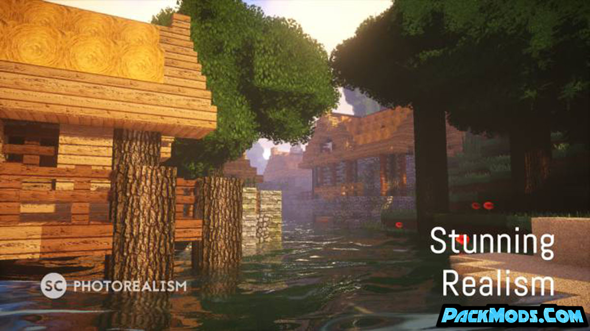 sc photorealism resource pack 2 - SC Photorealism 1.16.2 Resource Pack 1.15.2/1.14.4/1.13.2