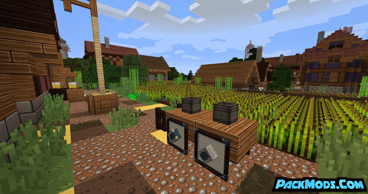 bjorncraft resource pack 2 - BjornCraft 1.17/1.16.5 Resource Pack 1.15.2/1.14.4/1.13.2/1.12.2