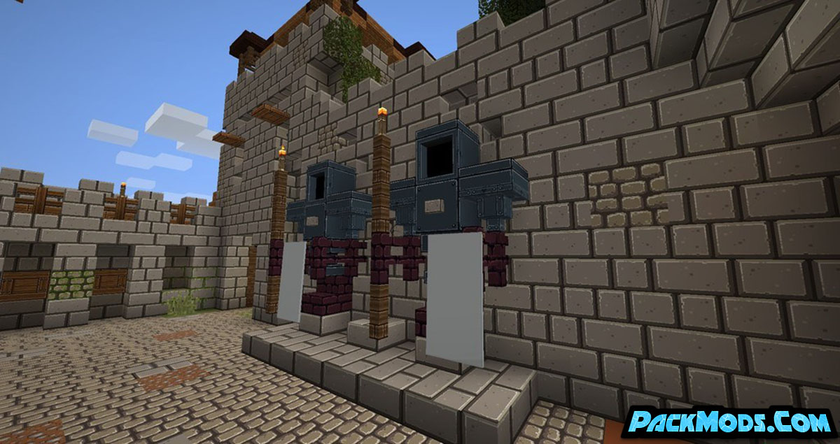 bjorncraft resource pack 3 - BjornCraft 1.17/1.16.5 Resource Pack 1.15.2/1.14.4/1.13.2/1.12.2