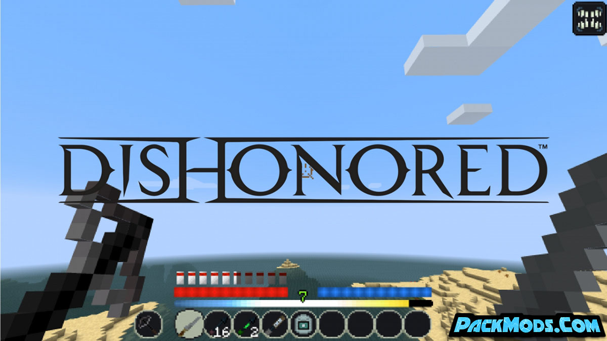 dishonored resource pack - Dishonored 1.17/1.16.5 Resource Pack 1.15.2/1.14.4/1.13.2/1.12.2