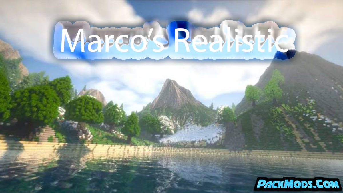 marcos realistic resource pack - Marco's Realistic 1.16.3 Resource Pack 1.15.2/1.14.4/1.13.2/1.12.2