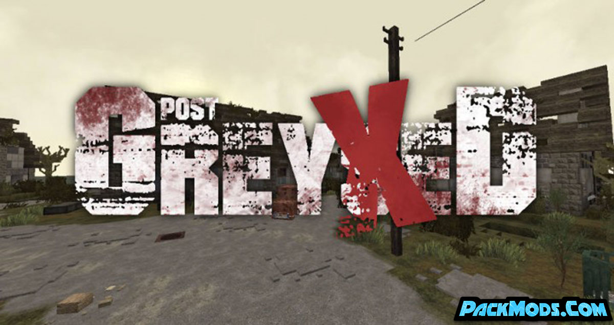 post greyxed resource pack - Post Greyxed 1.16.3 Resource Pack 1.15.2/1.14.4/1.13.2/1.12.2
