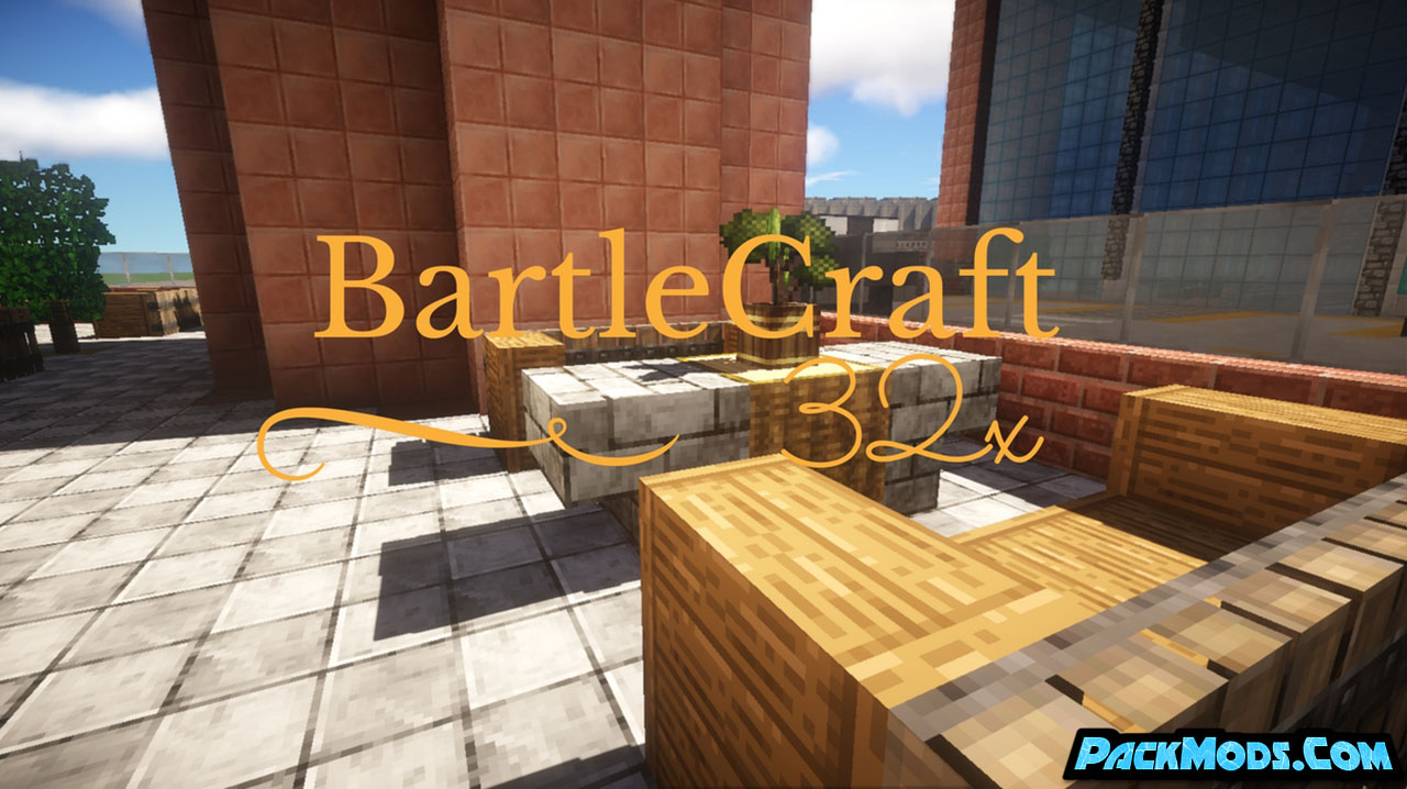 bartlecraft resource pack - BartleCraft 1.17/1.16.5 Resource Pack 1.15.2/1.14.4/1.13.2/1.12.2