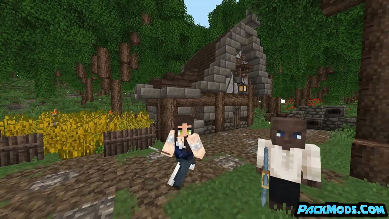 beyond the lands resource pack 3 - Beyond The Lands 1.16.3 Resource Pack 1.15.2/1.14.4/1.13.2/1.12.2