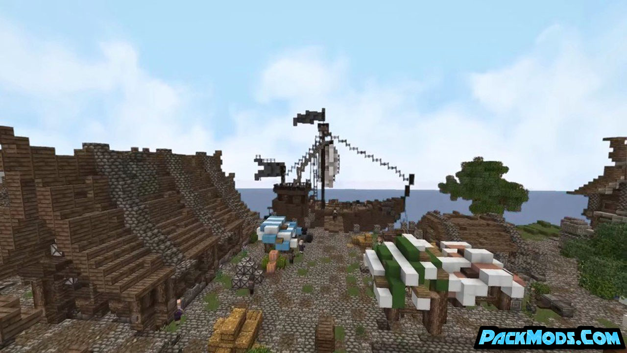 beyond the lands resource pack 4 - Beyond The Lands 1.17/1.16.5 Resource Pack 1.15.2/1.14.4/1.13.2/1.12.2