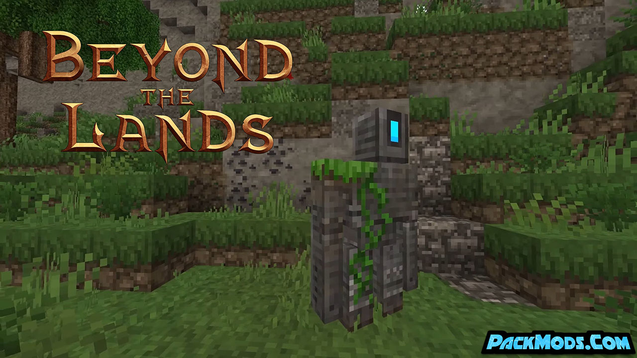 beyond the lands resource pack - Beyond The Lands 1.17/1.16.4 Resource Pack 1.15.2/1.14.4/1.13.2/1.12.2