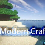 modern craft resource pack 150x150 - Minelands 1.17/1.16.5 Resource Pack 1.15.2/1.14.4/1.13.2/1.12.2