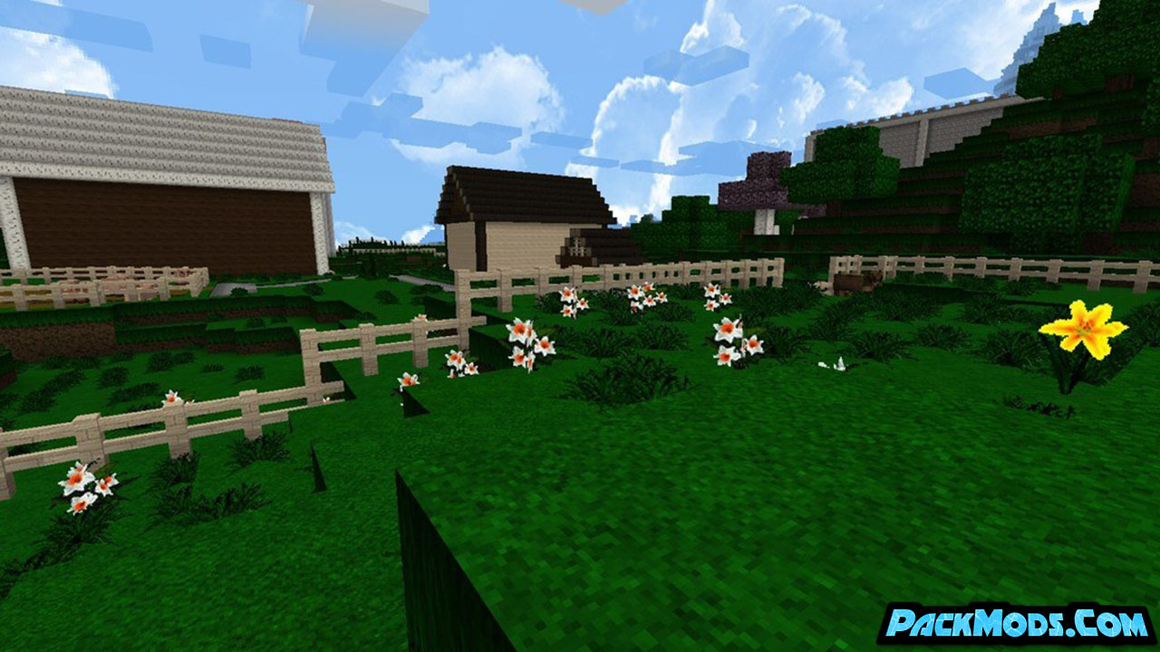 smooth realistic resource pack 2 - Smooth Realistic 1.17/1.16.5 Resource Pack 1.15.2/1.14.4/1.13.2/1.12.2