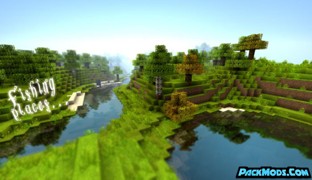 summerfields resource pack - SummerFields 1.17/1.16.4 Resource Pack 1.15.2/1.14.4/1.13.2/1.12.2