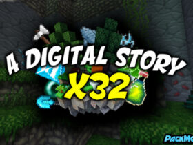 a digital story resource pack 280x210 - A Digital Story 1.17/1.16.5 Resource Pack 1.15.2/1.14.4/1.13.2/1.12.2