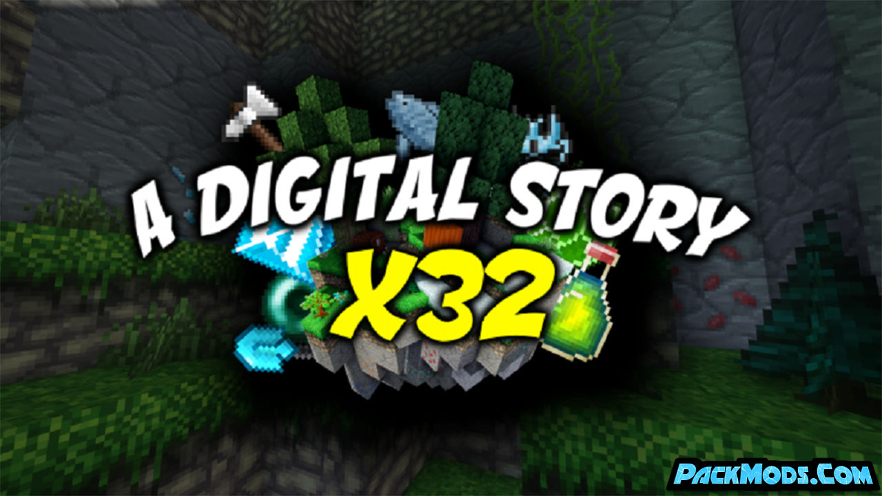 a digital story resource pack - A Digital Story 1.17/1.16.3 Resource Pack 1.15.2/1.14.4/1.13.2/1.12.2