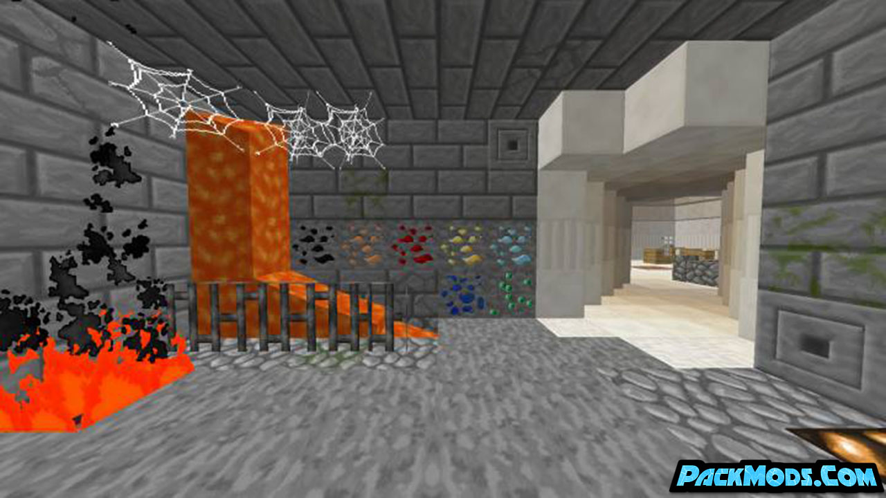 animated rainbow pvp resource pack 3 - Animated Rainbow 1.17/1.16.5 PvP Resource Pack 1.15.2/1.14.4/1.13.2
