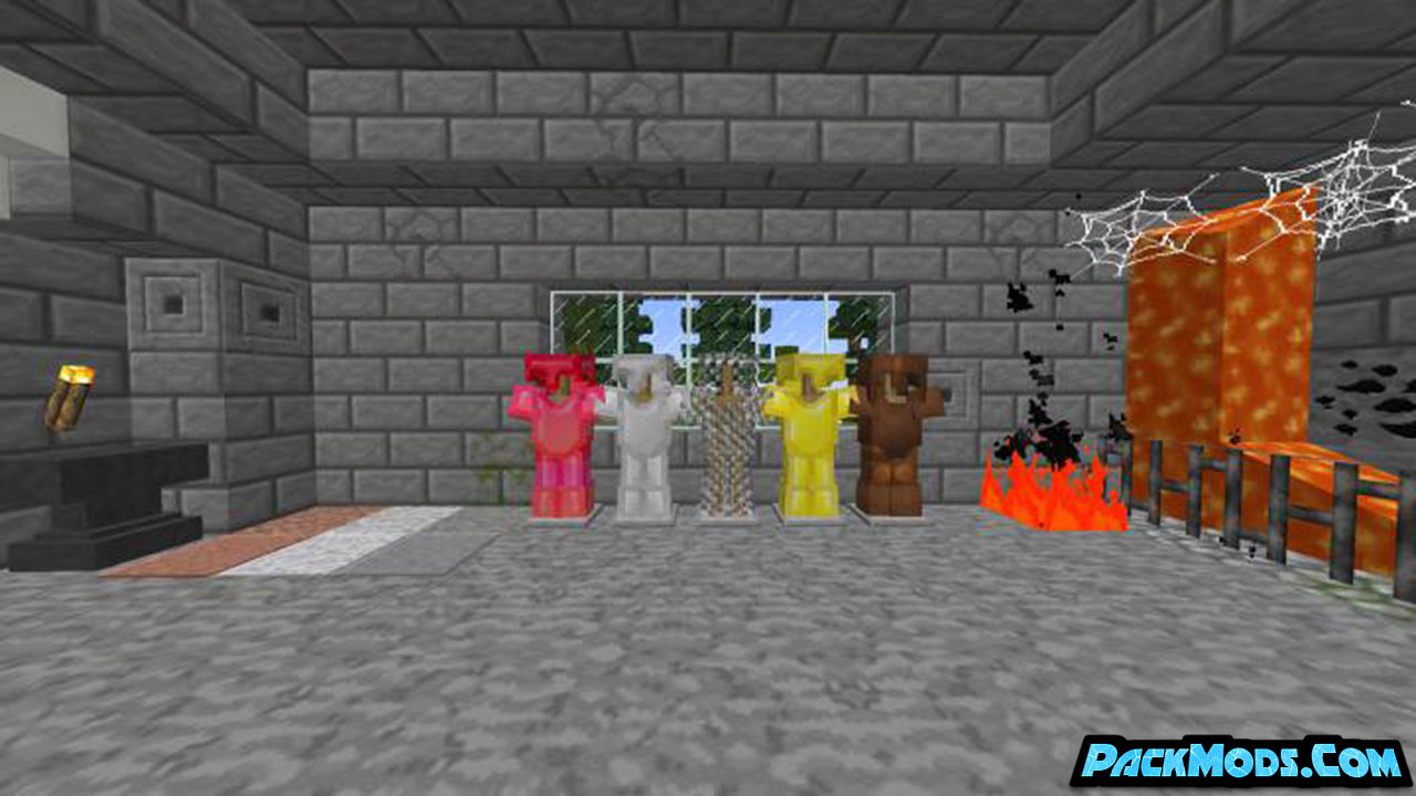 animated rainbow pvp resource pack - Animated Rainbow 1.17/1.16.5 PvP Resource Pack 1.15.2/1.14.4/1.13.2