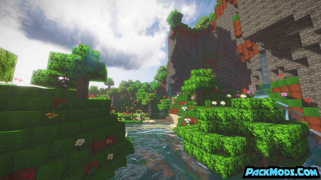 colorful realism resource pack 5 - Colorful Realism 1.17/1.16.5 Resource Pack 1.15.2/1.14.4/1.13.2/1.12.2