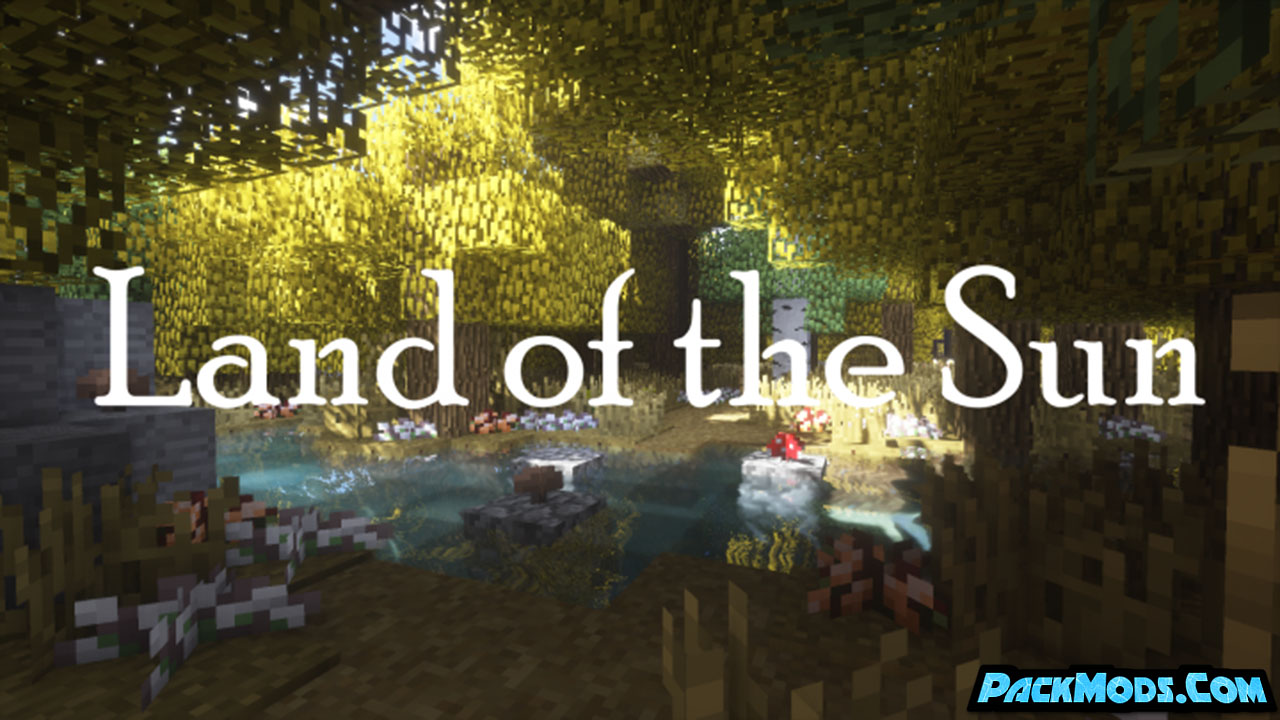 land of the sun resource pack - Land of the Sun 1.17/1.16.5 Resource Pack 1.15.2/1.14.4/1.13.2/1.12.2