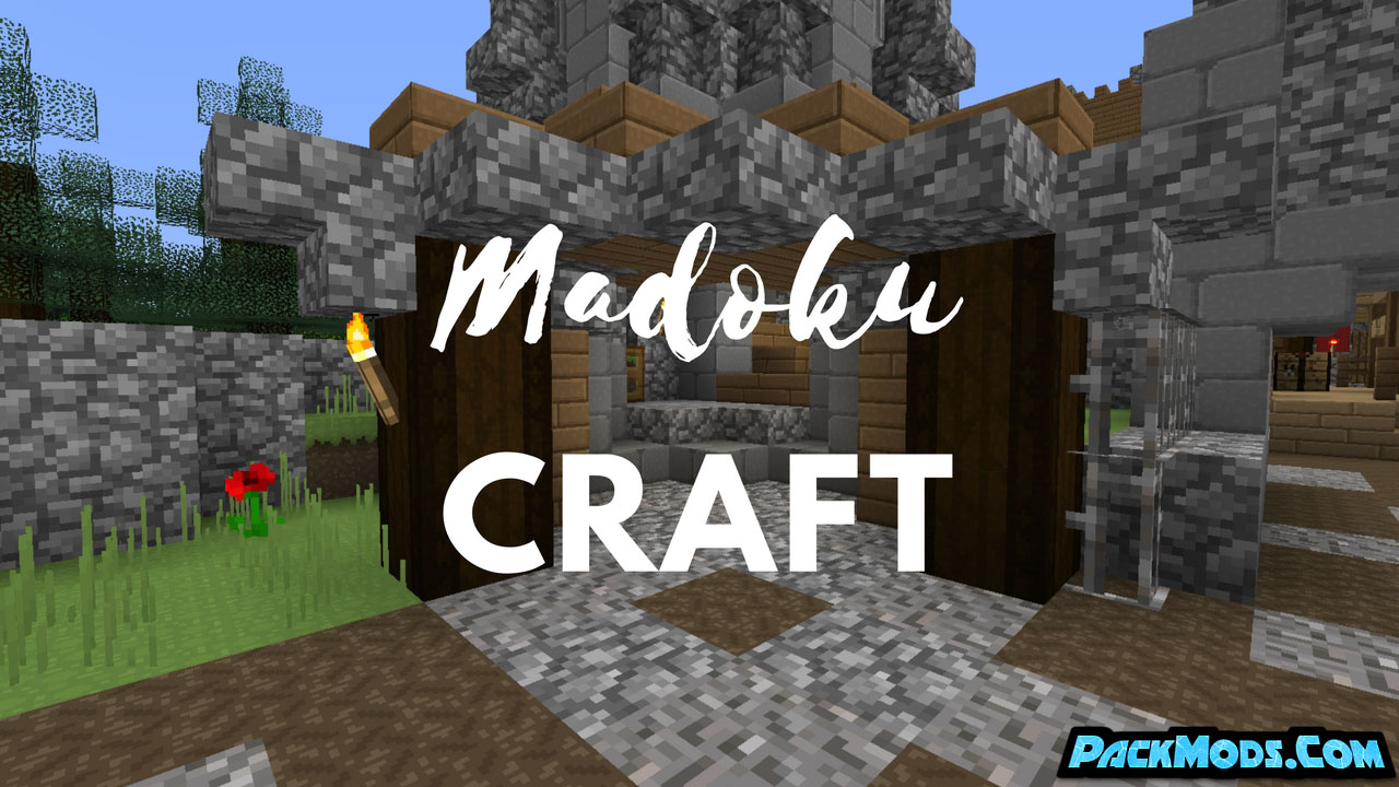 madoku craft resource pack - Madoku Craft 1.17/1.16.5 Resource Pack 1.15.2/1.14.4/1.13.2/1.12.2