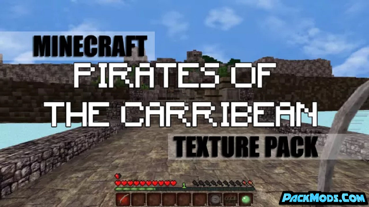 pirates of the caribbean resource pack - Pirates of the Caribbean 1.17/1.16.4 Resource Pack 1.15.2/1.14.4/1.13.2