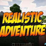 realistic adventure resource pack 150x150 - Controllable Mod 1.16.5/1.15.2/1.14.4 (Joystick in Minecraft)