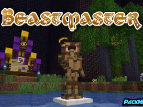 beastmaster map 280x210 - Beastmaster Map 1.16.5 (Survival)