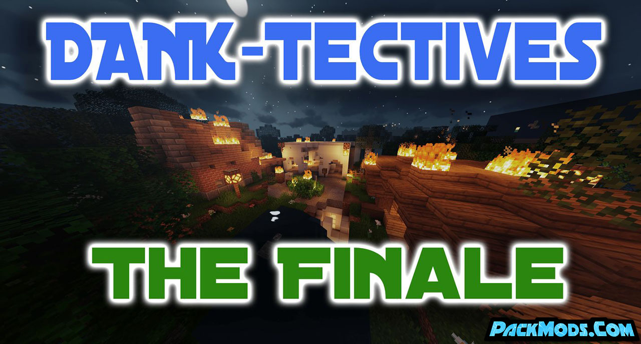 dank tectives the finale map - DANK-Tectives: The Finale Map 1.16.5/1.15.2 (Adventure)