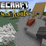 macaws roofs mod 150x150 - Indicatia Mod 1.16.5/1.15.2/1.14.4 (More Information In The Game)