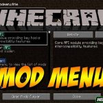 mod menu 150x150 - Minecraft Forge 1.16.5/1.16.4/1.15.2 (Modding API)