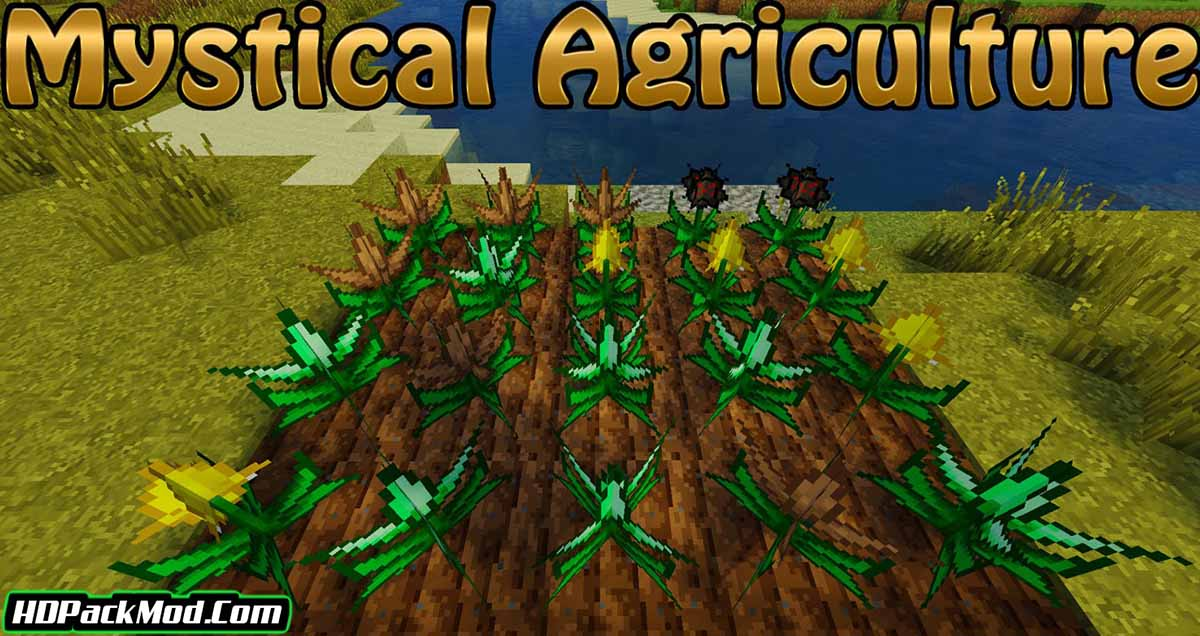 mystical agriculture mod - Mystical Agriculture Mod 1.16.5/1.15.2/1.14.4 (Rusty Anything)