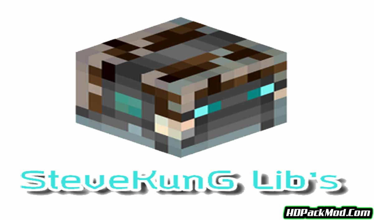 stevekungs lib mod - SteveKunG's Lib Mod 1.16.5/1.15.2/1.14.4 (SteveKunG Mod Library)