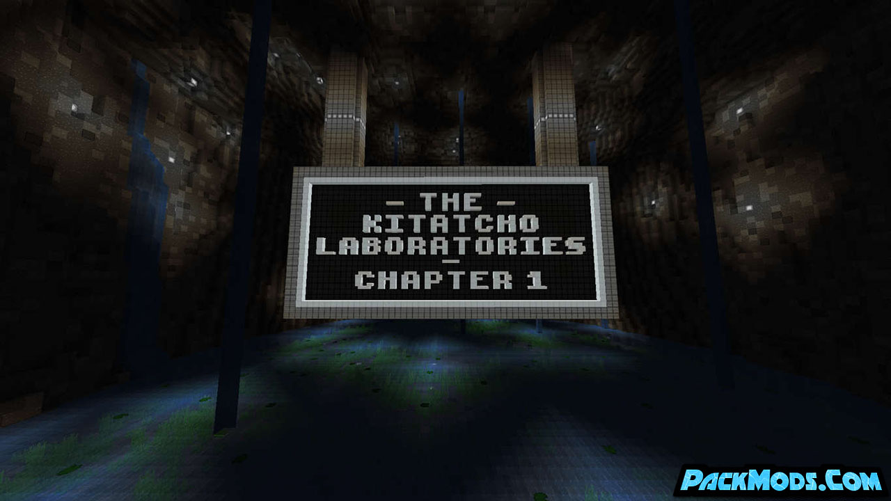 the kitatcho laboratories chapter 1 reboot map - The Kitatcho Laboratories – Chapter 1 (Reboot) Map 1.16.5 (Puzzle)