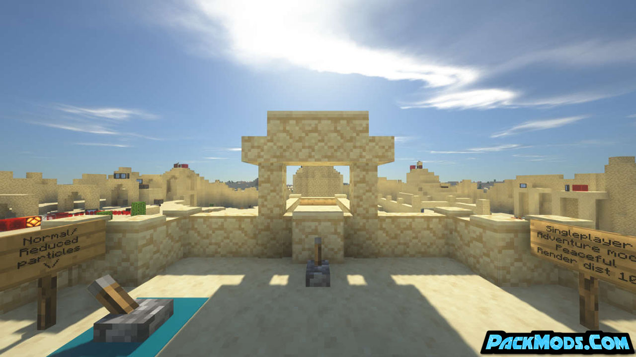 the mirage site map 2 - The Mirage Site Map 1.16.5/1.15.2 (Puzzle)