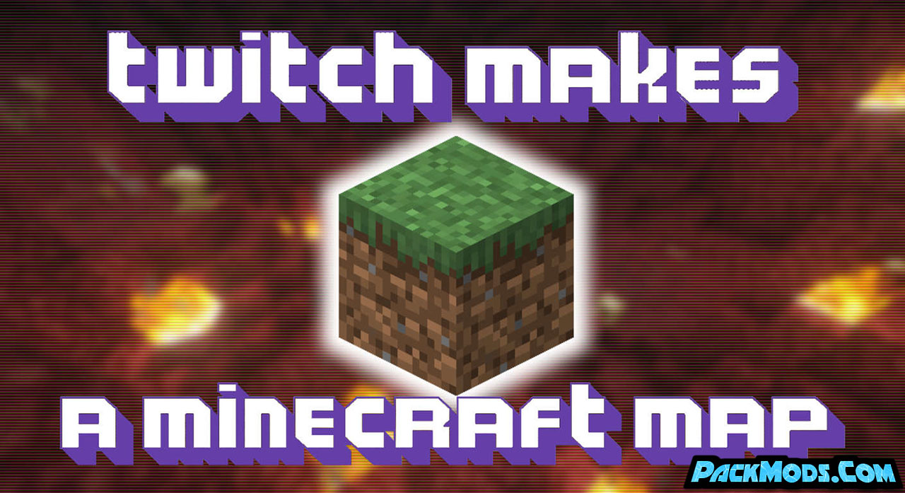 twitch makes a minecraft map - Twitch Makes a Minecraft Map 1.16.5 (Ideas from Twitch Chat)