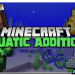 aquatic additions mod 150x150 - Smooth Blocks And More! 1.16.5 Resource Pack 1.15.2/1.14.4/1.13.2